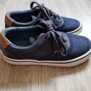 Boys Levi's denim sneakers